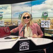 Bibiana Fernández en Por fin no es lunes
