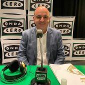Vicente Marí Torres, presidente del Consell de Ibiza en Por fin no es lunes