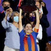 El Barça gana la Copa de la Reina y completa un triplete histórico