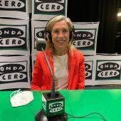 Carmen Ferrer, alcaldesa de Santa Eulària del Riu en Por fin no es lunes