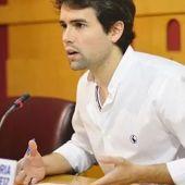 Iñaki García Calvo, político del PP agredido