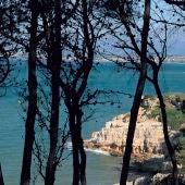 Playa Penya Tallada (Salou, Tarragona)