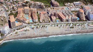 Playa San Cristobal