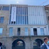 Sede Universidad de Vigo.