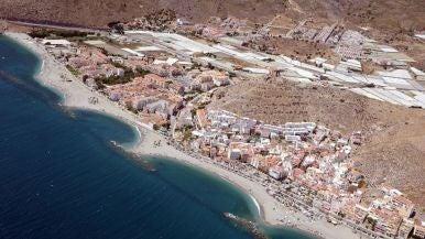 Playa Castell de Ferro Sotillo