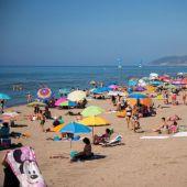 Playa de Castelldefels (Castelldefels, Barcelona)