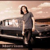 Shelby gt350 y el cantante Jim Morrison