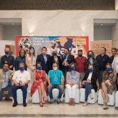Clausura en Cáceres de la 17ª edición de CINVE, el concurso internacional de vinos, vermuts, vinagres y sidra