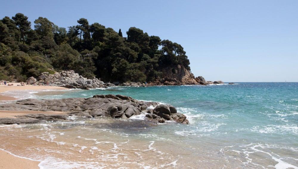 Cala Sa Boadella (Lloret de Mar, Girona)