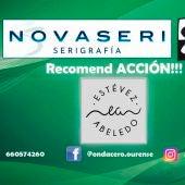 Recomend ACCION!!! con Adega Javier Estevez Abeledo