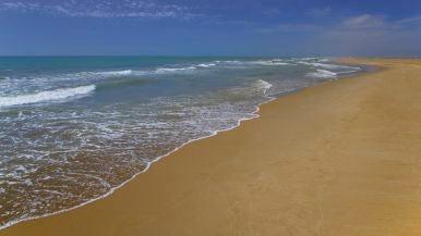 Playa del Trabucador (Sant Carles, Tarragona)