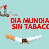 El Hospital Universitario de Badajoz y el centro de salud La Paz instalan mesas informativas con motivo del Día Mundial Sin Tabaco