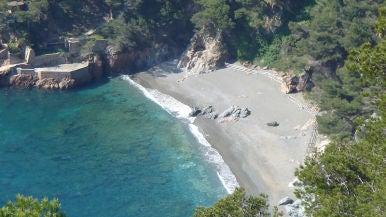 Playa Fonda (Begur, Girona)