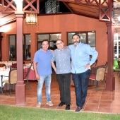 Hablamos con Juanjo Fernández, gerente del Restaurante Las Villas de Campoamor, encargado de abrir esta edición