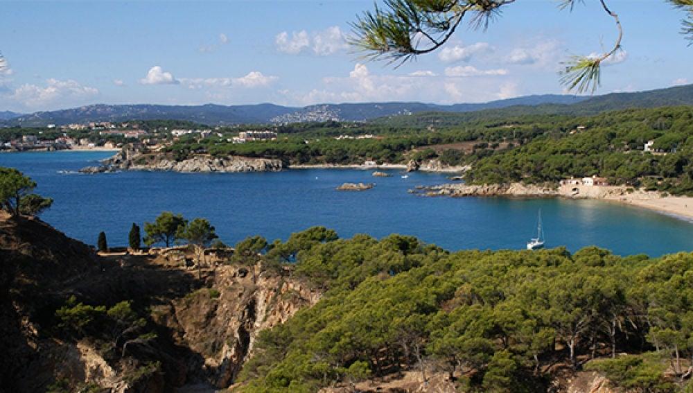 Cala Estreta (Palamós, Girona)