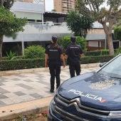 policia nacional benidorm riña tumultuaria