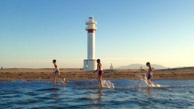 Playa de la Punta del Fangar (Deltebre, Tarragona)