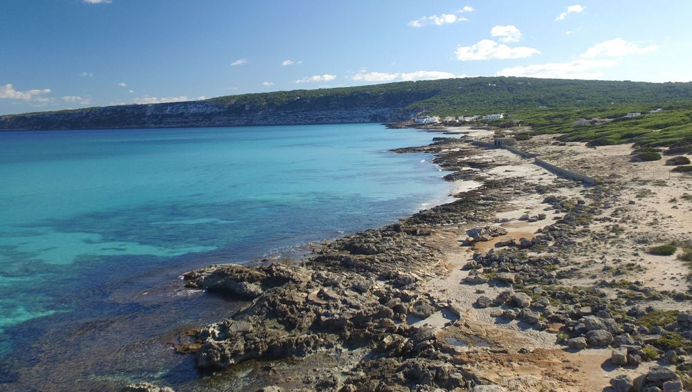 Playa Costa des Carnatge
