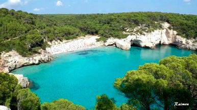 Playa Mitjana/Mitjaneta
