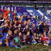 Barça, campeonas de Copa