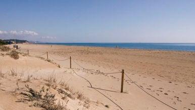 Playa de Creixell (Creixell, Tarragona)