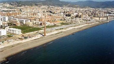Playa La Misericordia, Málaga