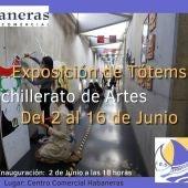 Del 2 al 16 de junio de 2021 tendrá lugar en las instalaciones del Centro Comercial Habaneras una exposición del alumnado del Bachillerato de Artes del IES Mediterráneo de Torrevieja