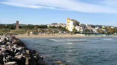 Playa de Cabopino, Málaga