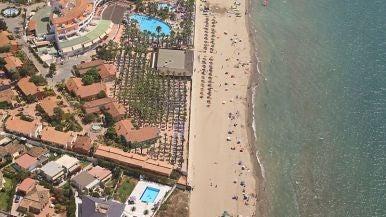 Playa El Alicate, Málaga