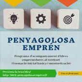 La UJI colabora con la Asociación de Empresarios y Trabajadores Autónomos Penyagolosa y el SECOT en un programa de emprendimiento contra el despoblamiento