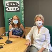 La campaña 'Sos.Turismo', galardonada con el Premio Onda Cero Mallorca 2021 del Turismo, con su portavoz Inés Batle.