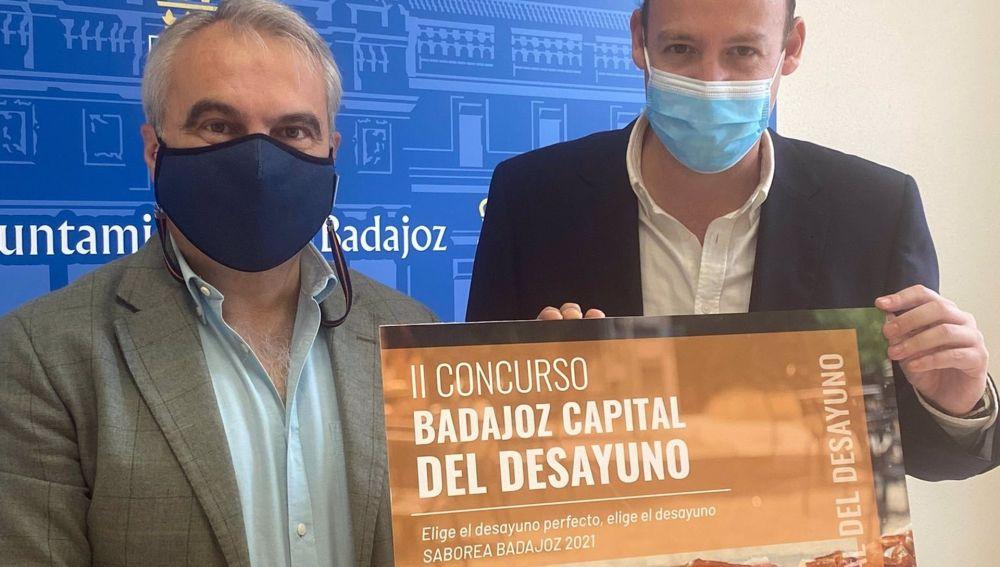 La II edición del concurso 'Badajoz, capital del desayuno' contará con patrocinadores, nuevos premios y 3 tipos de jurado