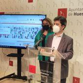 Se pone en marcha el nuevo espacio web Huesca Participa