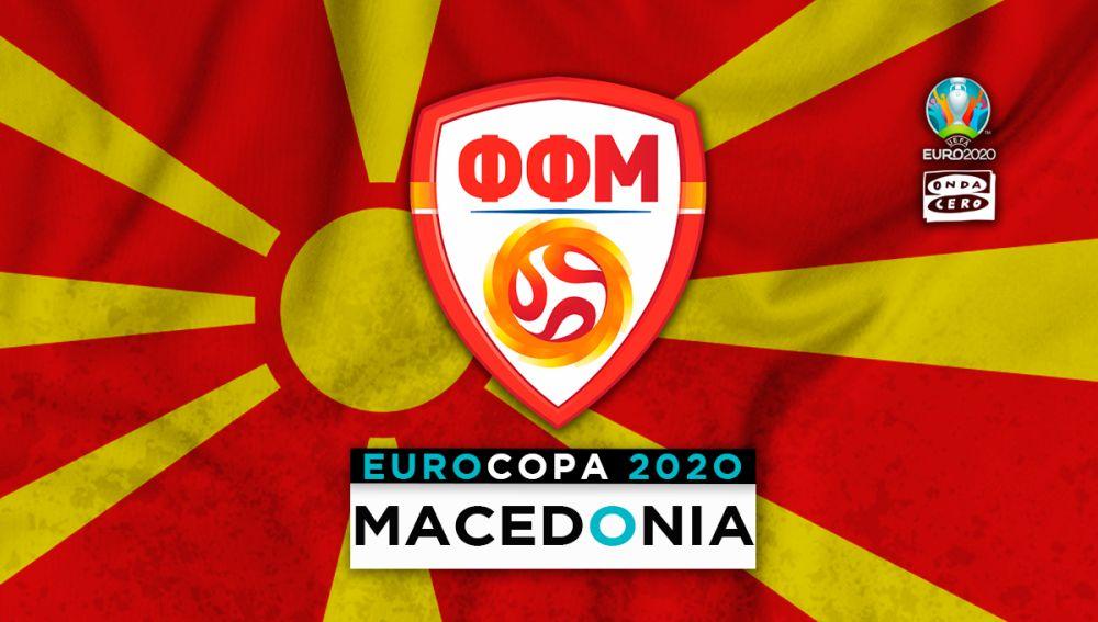Macedonia en la Eurocopa: alineación probable, convocatoria y lista completa de jugadores