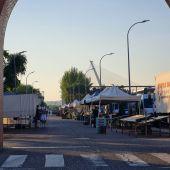 El mercadillo de Talavera amplía su ocupación al 100%