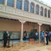 El Museo de Arte sacro se ubica en el Palacio Episcopal