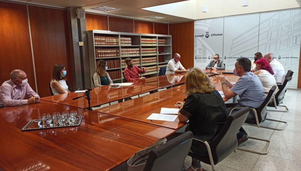 Cinco colegios públicos de Ibiza se beneficiarán del plan 50X50