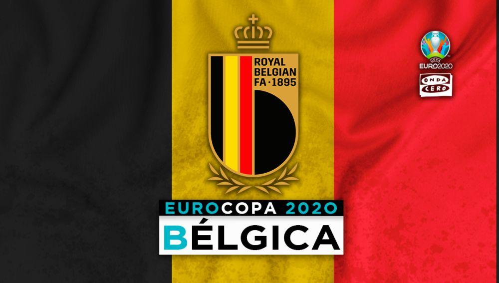 Bélgica en la Eurocopa