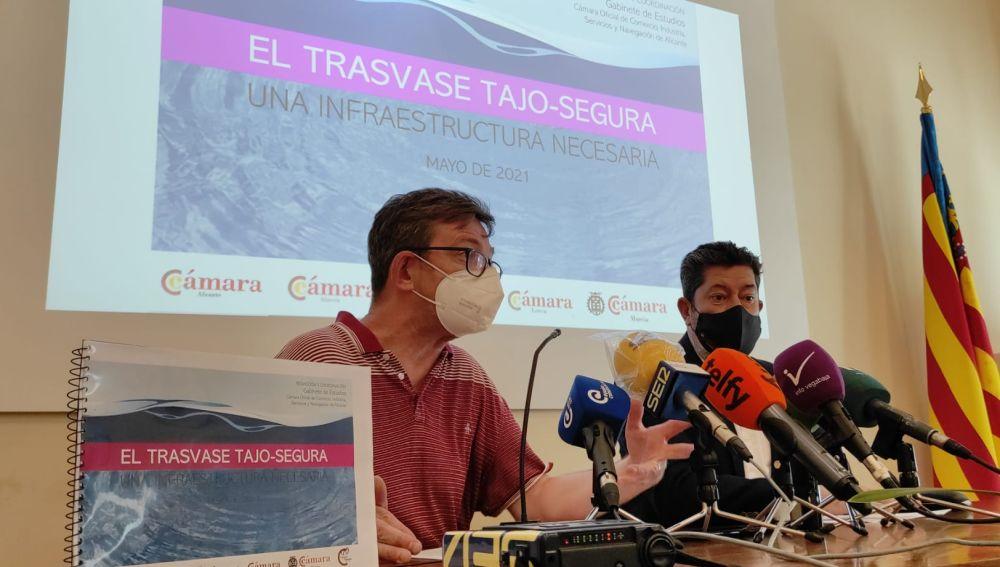 """La institución cameral justifica junto a las cámaras de Alicante, Almería, Cartagena, Lorca y Murcia una infraestructura """"que es necesaria"""""""