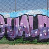 Mural por la igualdad de Carrizosa