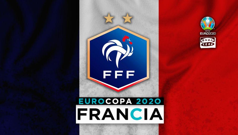 Francia en la Eurocopa: alineación probable, convocatoria y lista completa de jugadores