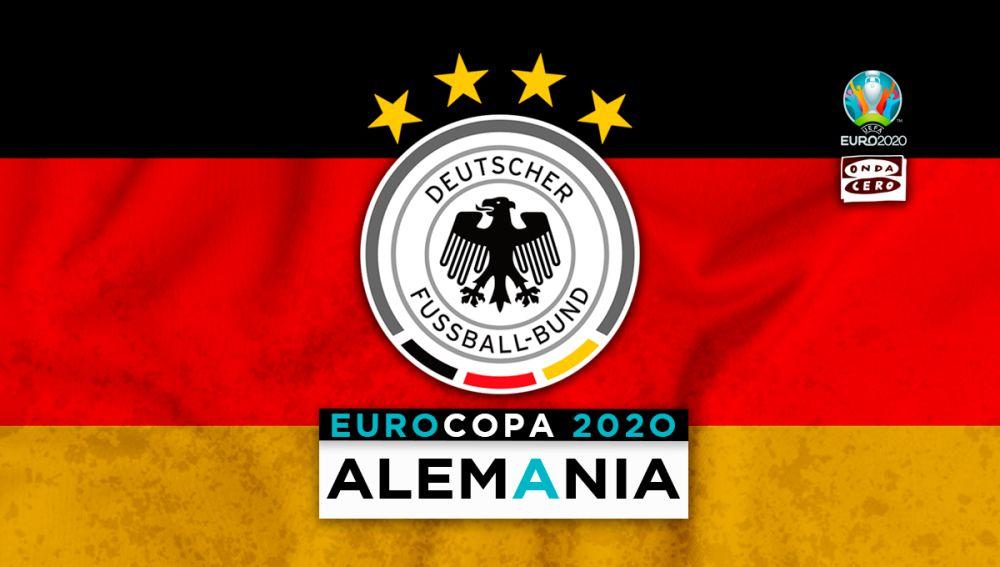 Alemania en la Eurocopa: alineación probable, convocatoria y lista completa de jugadores