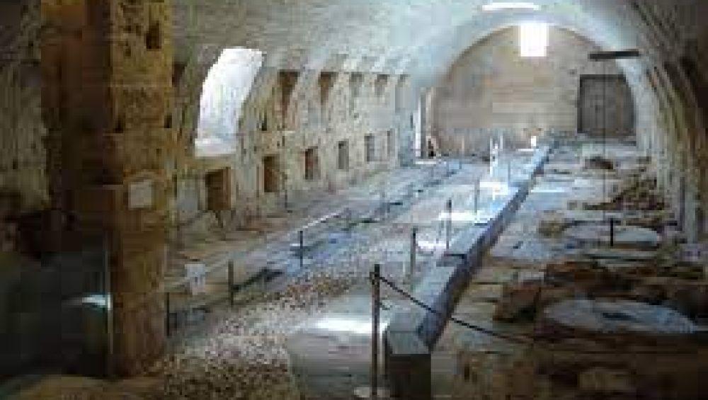 Molino de Martos.Típica aceña medieval