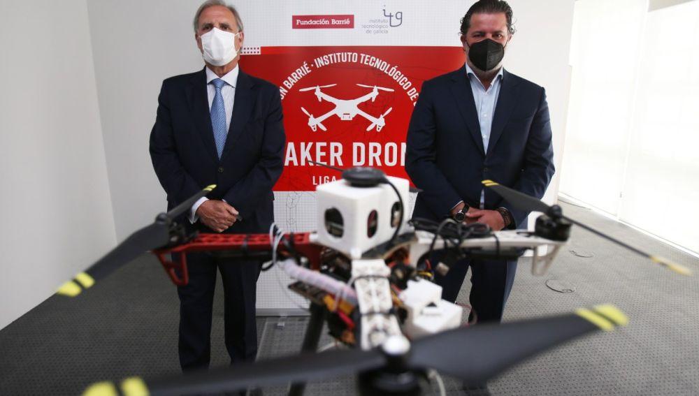 La Liga de los drones