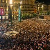 En los últimos Pilares, el concierto de Lola Indigo, organizado por Europa FM, fue el acto más multitudinario con más de 80.000 espectadores