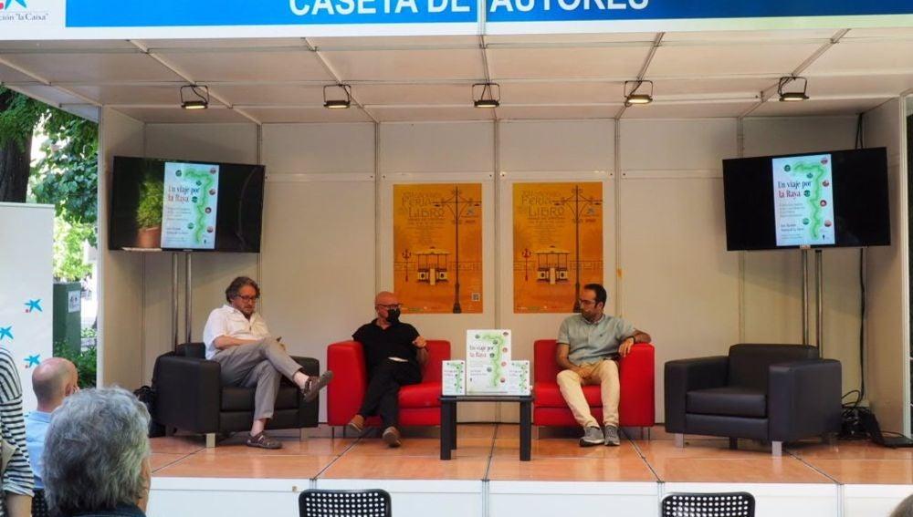 El escritor Alonso de la Torre recorre más de mil kilómetros de la frontera hispano-lusa en 'Un viaje por la Raya'