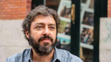 Víctor García León, director de cine