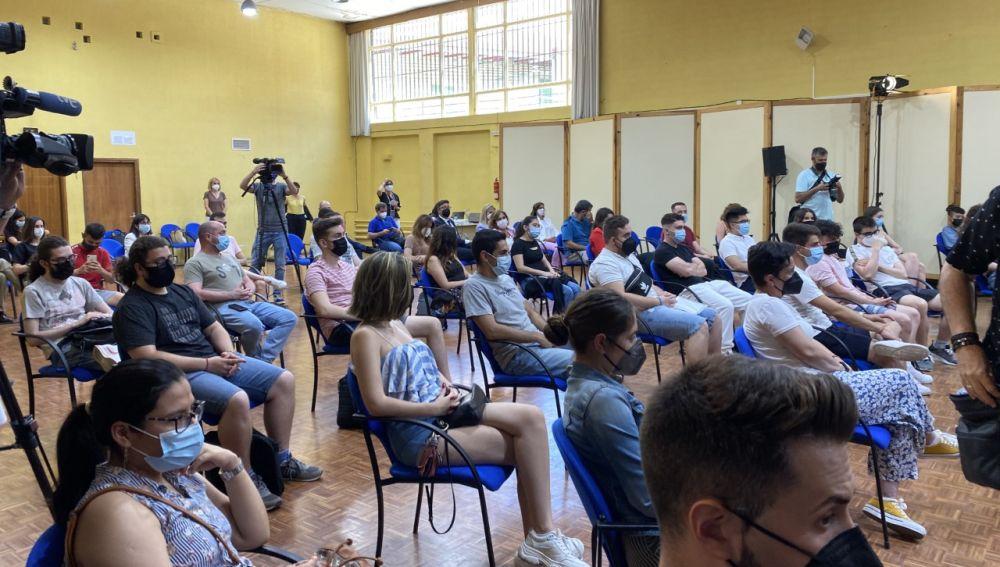 En la jornada han participado decenas de estudiantes