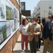 La exposición se ha inaugurado hoy en Chiclana
