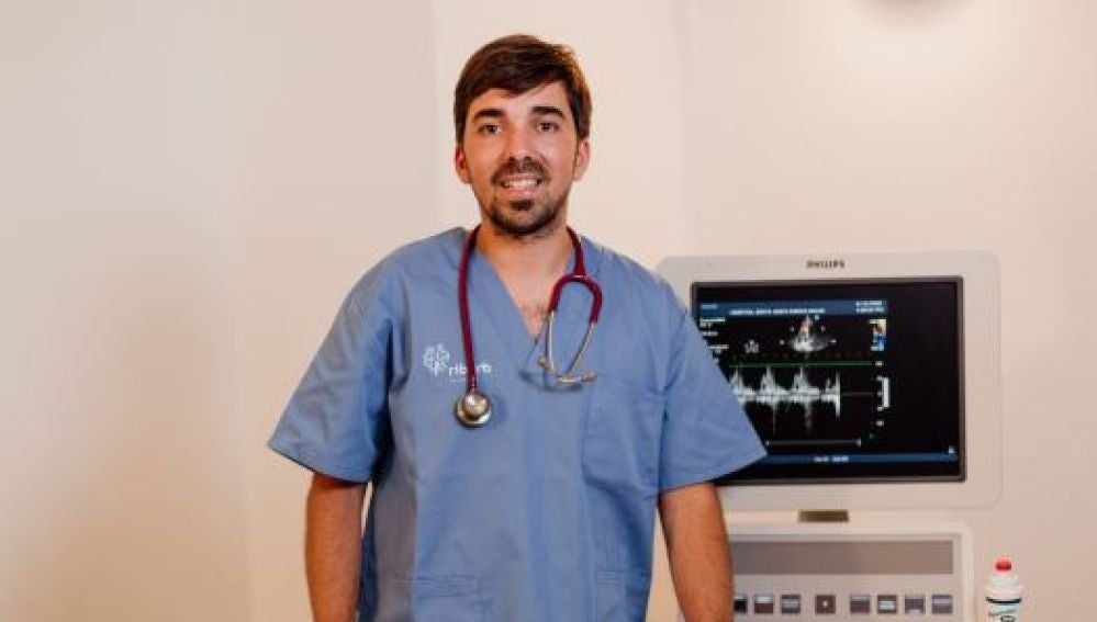 """Dr. Garcia: """"Los hábitos de vida saludables pueden evitar hasta el 80% de los infartos"""""""